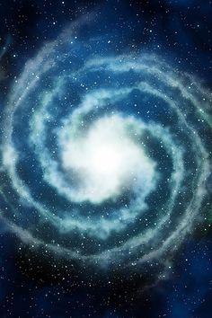 Spiral Galaxy. ► https://www.facebook.com/Mr.DineshJaswal