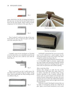 Article for The New Bookbinder by Benjamin Elbel, via Behance