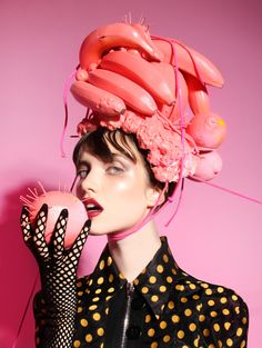 Sweet tooth selections! DISSECTION by DOMINO A. #fashion #art #colour