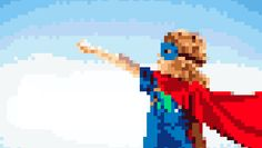Most pixel art is created by hand, but with this guide you can learn how to easily make any image into pixel art with a few simple steps in Photoshop!