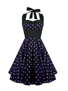Check out this item in my Etsy shop https://www.etsy.com/listing/207125422/lady-mayra-ashley-polka-dot-dress