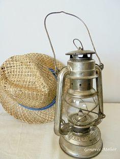 Farol keroseno freuer 9 Genoves Atelier
