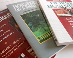 Horse Books, to start a Horse Library. Interested in a very wide range of topics and reading levels from children to adults. Primarily reference, instructional but some classic novels too.