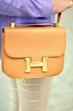 Constance Bag by Hermes