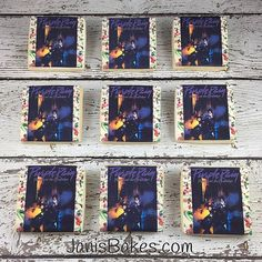 Purple Rain Album Cover
