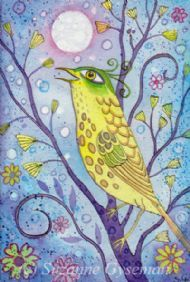 Singing Bird by Suzanne Gyseman