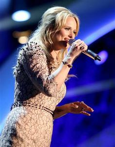 Miranda Lambert, Tim McGraw lead ACM Awards nominations