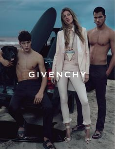 Givenchy Spring 2012 Campaign
