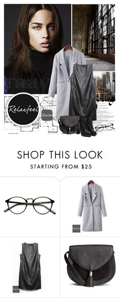"""""""Relaxfeel13/15"""" by elmaimsirovic ❤ liked on Polyvore featuring moda, Sanders, Paul Frank ve Relaxfeel"""