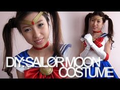 ▶ DIY: Sailor Moon Costume - YouTube