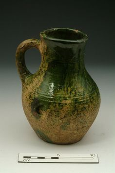 Jug, mid 13th-14th century | Museum of London