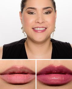 MAC Love Child Lipglass Review & Swatches