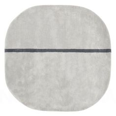 Oona Rug Grey by Normann Copenhagen - Design furniture and decoration with Made in Design