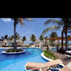 Excellence Resort Playa Mujeres, Mexico
