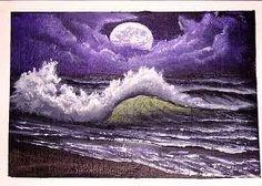 Purple of the Sea....