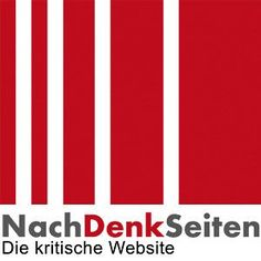 NachDenkSeiten ––––––––––––––––––––––––––––– Home – http://nachdenkseiten.de Podcasts – http://nachdenkseiten.de/?cat=107 TV-Tipps – http://nachdenkseiten.de/?cat=120 Videos – http://youtube.com/user/wwwNACHDENKSEITENde/playlists . . . Videos – https://vimeo.com/nachdenkseiten . . . . . Twitter – http://twitter.com/NachDenkSeiten