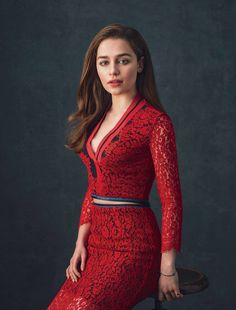 2015 - Terminator Genisys Portraits #3 - 2015 011 002 - Adoring Emilia Clarke - The Photo Gallery