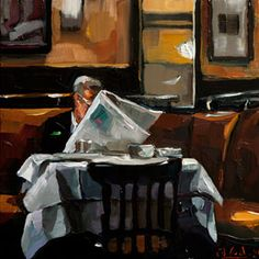 """Im Dressler"", Edward B. Gordon"