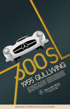Mecedes Daimler Old advertising Poster reproduction