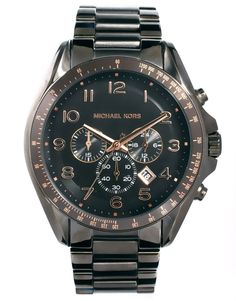 Michael Kors Oversize Bradshaw Watch  £229.00 (Pretty sure this is the one I got for Nate)