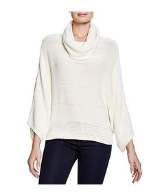 Ella Moss Liya Poncho Style Sweater - on #sale 25% off @ #Bloomingdale's  #EllaMoss
