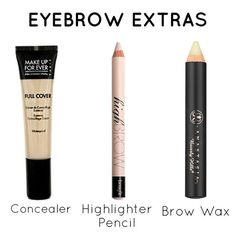 While highlighter, concealer, and brow wax aren't necessary, they can really…