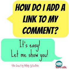 comment boxes in blog posts