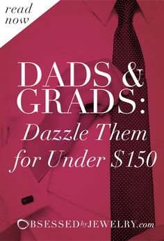 This is an extraordinarily busy time of year for gift giving. We're in the midst of high school and college graduation season, and Father's Day is right around the corner (Sunday, June 19). To help you with your shopping list, here are five Father's Day/Graduation gift suggestions for under $150 each. Not only are they budget-friendly, they're guaranteed to put a smile on the faces of your dads and grads!