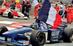 Olivier Panis, Ligier-Mugen-Honda, Ligier's last win, Panis only win.