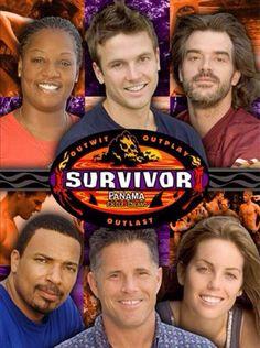 Survivor: Panama Exile Island - The Complete Twelfth Season (Dvd) Survivor Tv Show, Survivor Winner, Survivor Season, Rob Mariano, Season 12, Reality Tv Shows, Man Vs, Best Tv