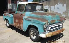 Not So Perfect Patina: 1957 Chevrolet 3100 - https://barnfinds.com/not-so-perfect-patina-1957-chevrolet-3100/