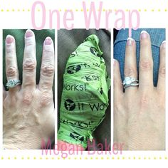 Thanks to the ItWorks DT for sharing your one wrap before and afters!!!  Ask me about  1 wrap for $25  2 wraps for $50 Or 4 wraps for $59 Www.haneyhealthyhome.com #healthyhome