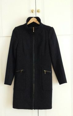 ZARA Coat via kalfamak. Click on the image to see more!