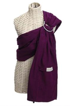 Lightly Padded Maya Wrap Baby Ring Sling Carrier Plum 24 Shop Our Store Sling Carrier, Baby Wrap Carrier, Maya Wrap, Baby Equipment, Ring Sling, Baby Wraps, Cool Baby Stuff, Kid Stuff, Baby Wearing