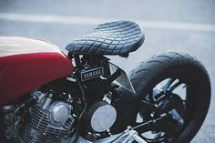 Peters Dog Cycles: боббер Yamaha XV750