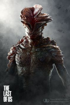Zed Wallpaper, Zombie Wallpaper, Wallpaper Pictures, The Last Of Us2, Monster Concept Art, Post Apocalypse, Creature Concept, Video Game Art, Horror Art