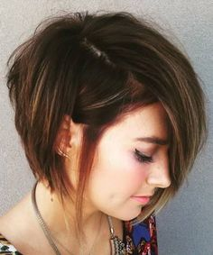 Popular Chin Length Bob Hairstyles 2017 for Women