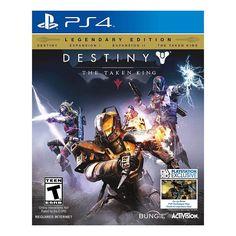 Destiny: The Taken King for PS4, Multicolor