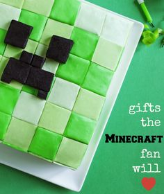 Minecraft Holiday Gift Guide - Gifts that Minecraft fans will love for Christmas Cool Toys For Boys, Diy For Kids, Gifts For Kids, Preschool Music Activities, Lego Activities, Christmas Gift Guide, Holiday Gifts, Christmas Gifts, Christmas 2017