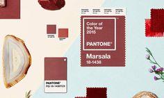 MARSALA (18-1438): PANTONE COLOUR OF THE YEAR 2015 | PANTONEVIEW.COM