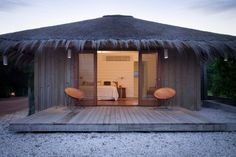 This is so cool for a little beach house!!  Punta del Este Gomez Arquitectos House | Remodelista
