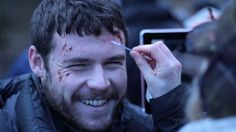 Behind the scenes of Aaron's deadly fall - Vote Danny Miller (Aaron Livesy) Best Actor at the British Soap Awards Aaron Livesy, Danny Miller, Soap Awards, Best Actor, Soaps, Behind The Scenes, British, Celebrity, Celebs