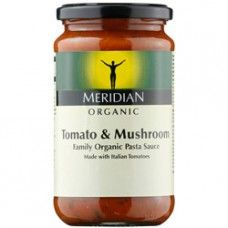 Meridian Organic Tomato & Mushroom Sauce 440ml  http://www.nombox.co.uk/index.php?route=product/product_id=402_id=5309