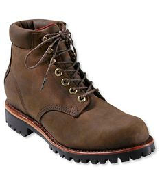 Free Shipping. Discover the features of our Men's Katahdin Iron Works Boots, Waterproof at L.L.Bean.. Our high quality Footwear are backed by a 100% satisfaction guarantee.