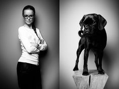 """Your Pet and You"" Series by Tobias Lang (yourpetandyou.de/)"