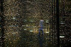 "DGT for Citizen -""Frozen Time"" installation in Baselworld, 2014"