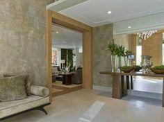 Hall de Entrada – veja 40 entradas triunfais e dicas de como decorar! - Decor Salteado - Blog de Decoração e Arquitetura