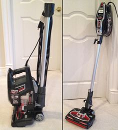 The Shark Rocket Complete TruePet is Shark's most advanced rocket vacuum.  It is an ultra-light, bagless, corded upright. It also has 2 brushrolls in the main nozzle and comes with a host of tools and attachments. In this detailed review we test the vacuum on carpet, bare floors and pet hair, look at filtration, emptying the dust canister, maneuverability and much more.