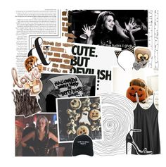 """☠ ;; You just might see a ghost tonight"" by gymnastics-ariana ❤ liked on Polyvore featuring Patagonia, ferm LIVING, Nestlé, H&M, La Perla, Nasaseasons, Pier 1 Imports, Yves Saint Laurent, Charlotte Russe and bottvshow1b2"
