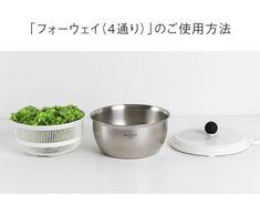 日本時尚蔬菜脫水器7選 做沙拉也要很潮!   Japaholic Kitchen Tools, Dog Bowls, Diy Kitchen Appliances, Kitchen Gadgets, Kitchen Supplies